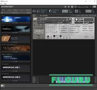 Spitfire Audio - Enigma 2 The Rapture (KONTAKT) - сэмплы гитары kontakt