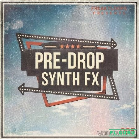 Freaky Loops - Pre-Drop Synth FX (WAV) - звуковые эффекты
