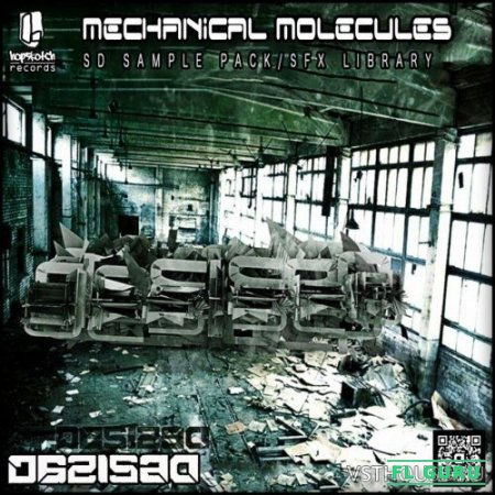 Hopskotch Records - Mechnical Molecules Sound Design SFX Library (WAV) - звуки механизмов, звуковые эффекты
