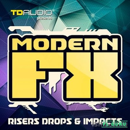 Industrial Strength - TD Audio Modern FX (WAV) - звуковые эффекты