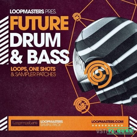 Loopmasters - Future Drum & Bass (REX2, WAV) - сэмплы drum and bass