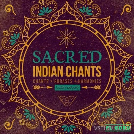 Loopmasters - Sacred Indian Chants (REX2, WAV) - вокальные сэмплы