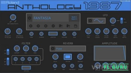 Roland - VS Anthology 1987 for Concerto v3.2.0 (Concerto) - сэмплы Concerto