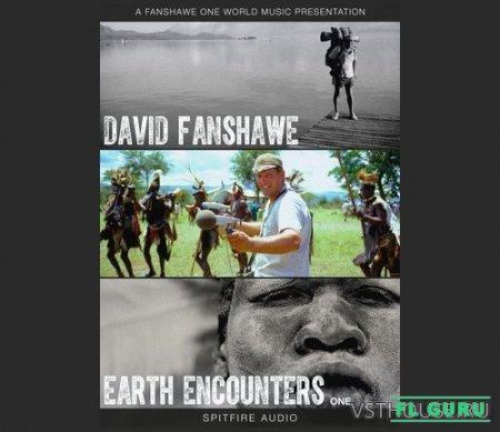 Spitfire Audio - David Fanshawe Earth Encounters 1 (KONTAKT) - сэмплы перкуссии kontakt