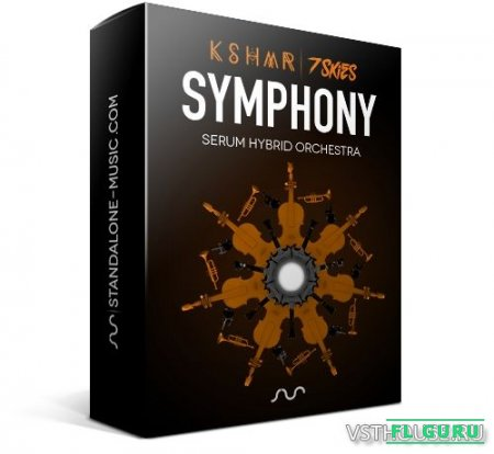 STANDALONE-MUSIC - Symphony Serum Hybrid Orchestra By KSHMR & 7 SKIES (SYNTH PRESET) - пресеты для Serum
