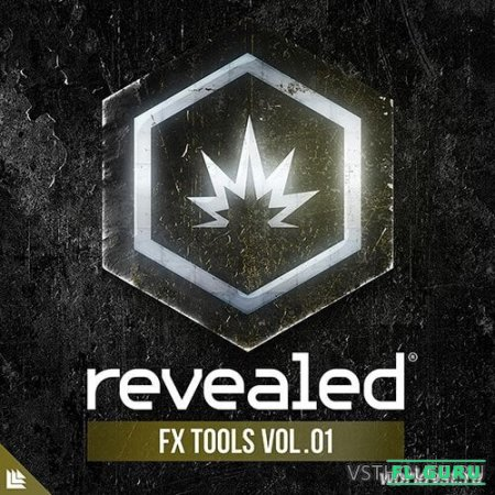 Alonso Sound - Revealed FX Tools Vol.1 (WAV) - звуковые эффекты