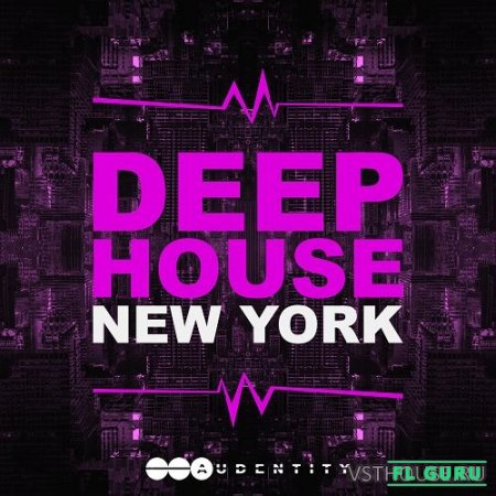 Audentity Records - Deep House New York (MIDI, WAV) - сэмплы deep house