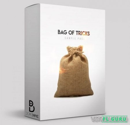 DopeBoyz - Bag Of Tricks Sample Pack (WAV) - сэмплы hip hop