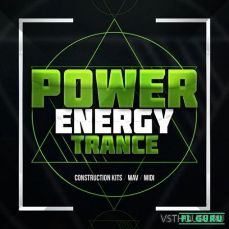 Elevated Trance - Power Energy Trance (MIDI, WAV) - сэмплы trance