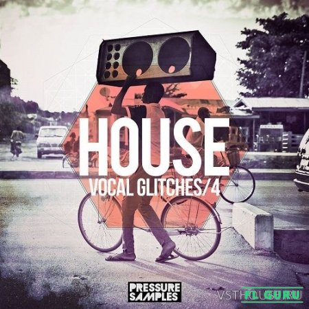 HY2ROGEN - House Vocal Glitches 4 (WAV) - вокальные сэмплы