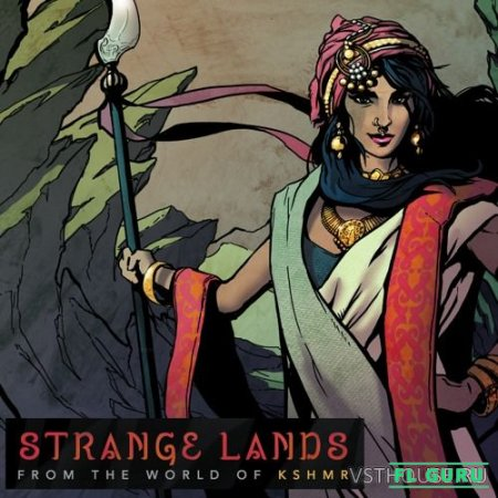 KSHMR – Strange Lands (Remix Stems) - ремикс пак