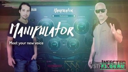 Polyverse Music - Infected Mushroom - Manipulator 0.904, I Wish 1.01, VST, AAX x86 x64 (INSTALL, NO INSTALL, SymLink Installer)