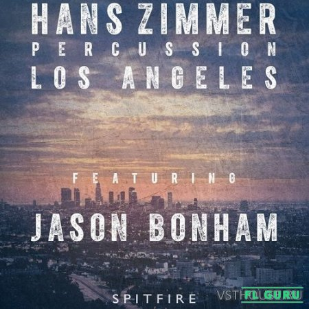 Spitfire Audio - HZ02 Hans Zimmer Percussion Los Angeles (KONTAKT) - сэмплы ударных kontakt
