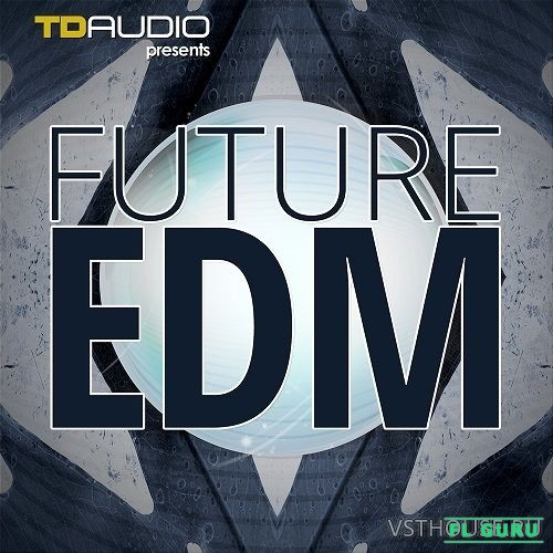 html edm template - industrial strength td audio future edm midi wav