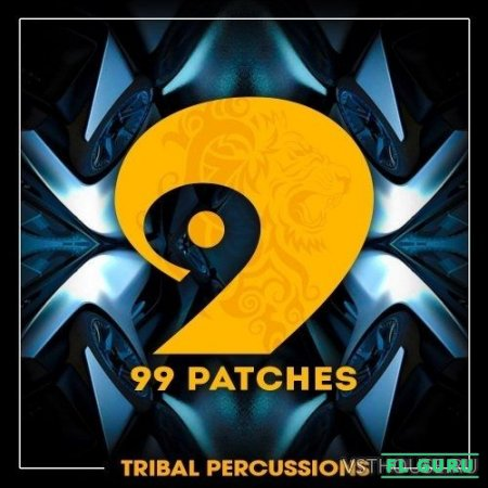 99 Patches - Tribal Percussions (WAV) - сэмплы перкуссии