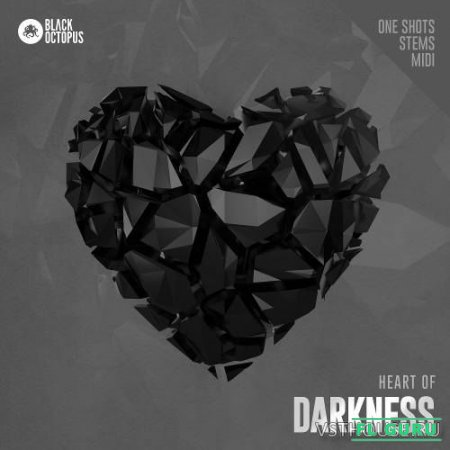 Black Octopus Sound - Heart of Darkness (MIDI, WAV) - сэмплы trap