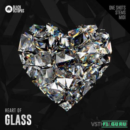 Black Octopus Sound - Heart of Glass (MIDI, WAV) - сэмплы rap