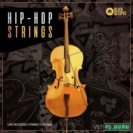 Black Octopus Sound - Hip Hop Strings (WAV) - сэмплы hip hop, сэмплы струнных
