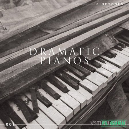 Freaky Loops - Dramatic Pianos Vol.1 (MIDI, WAV) - сэмплы фортепиано