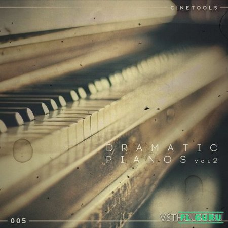 Freaky Loops - Dramatic Pianos Vol.2 (MIDI, WAV) - сэмплы пианино