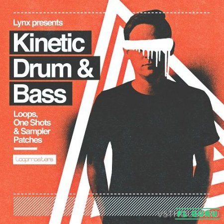 Loopmasters - Lynx Kinetic Drum & Bass (HALION, KONTAKT, EXS24, KONG, NNXT, SFZ, REX2, MIDI, WAV) - сэмплы drum and bass