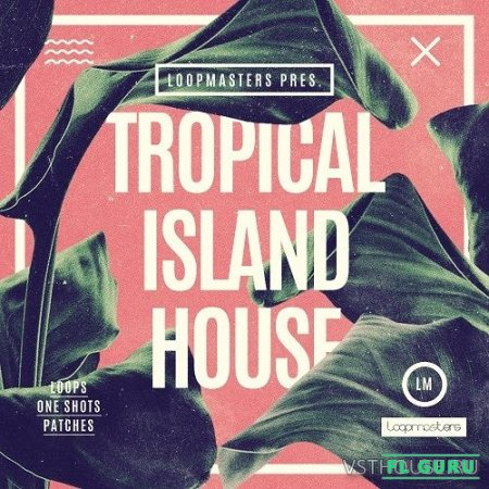 Loopmasters - Tropical Island House (MIDI, REX2, WAV) - сэмплы tropical house
