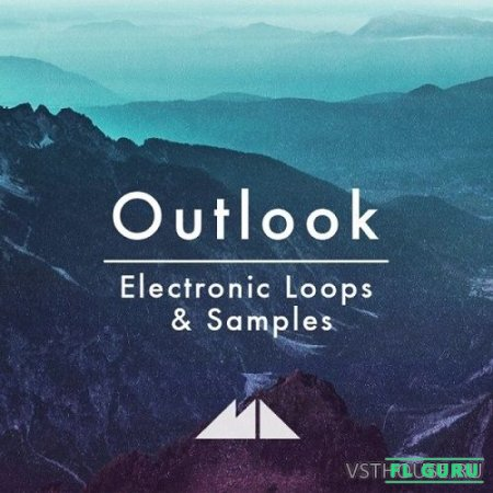 ModeAudio - Outlook Electronic Loops & Samples (MIDI, WAV) - сэмплы cinema