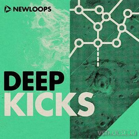 New Loops - Deep Kicks (WAV) - сэмплы бочки