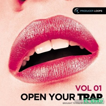 PRODUCER LOOPS - Open Your Trap Vol.3 (AIFF, MIDI, REX2, WAV, REASON) - сэмплы trap