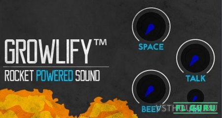 Rocket Powered Sound - Growlify Plugin 1.0 VST3 x86 x64 + MAC - эффект плагин