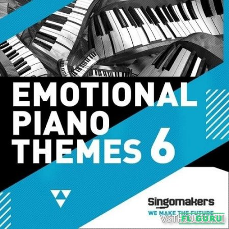 Singomakers - Emotional Piano Themes Vol.6 (MIDI, WAV) - сэмплы пианино
