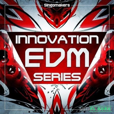 Singomakers - Innovation Series EDM (KONTAKT, EXS24, NNXT, SYNTH PRESET, MIDI, WAV) - сэмплы EDM
