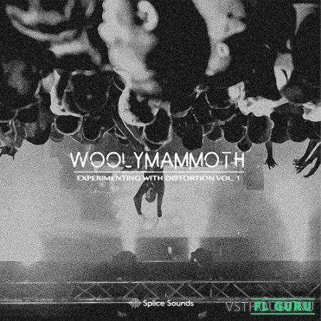 Splice Sounds - Woolymammoth - Experimenting with Distortion Vol. 1 (WAV) - сэмплы синтезатора