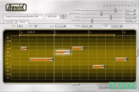 Ueberschall - Liquid Instruments Collection (SOUNDBANK) - сэмплы liquid