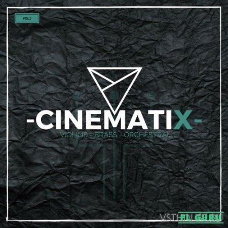 Unmute - Cinematix Vol.1 (MIDI, WAV) - сэмплы оркестра, сэмплы cinema