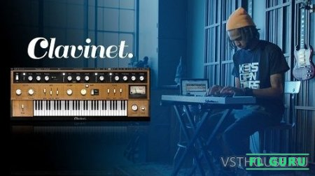 Waves - Clavinet Library (Clavinet) - сэмплы Waves Clavinet
