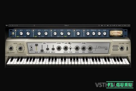 Waves - Electric 200 Library (Electric 200) - сэмплы Waves Electric 200