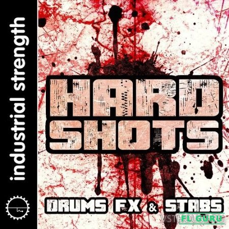 Industrial Strength - Hard Shots (BATTERY, WAV) - сэмплы Battery 4