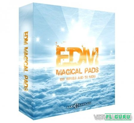 Lucid Samples - EDM Magical Pads (MIDI, WAV) - сэмплы пэдов