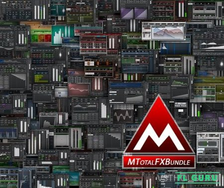 MeldaProduction - MTotalBundle 11.05, MPowerSynth 11.05, VST VST3 AAX, x86 x64 (NO INSTALL, SymLink Installer) - набор плагинов