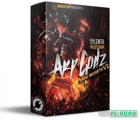 Nozytic Music - Arp godz v2 (Sylenth1) (SYNTH PRESET) - пресеты для Sylenth1