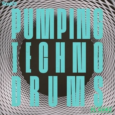 Sample Magic - Pumping Techno Drums (BATTERY, KONTAKT, REX2, NNXT, ABLETON, EXS24, KONG, MASCHINE, AIFF, WAV) - сэмплы ударных
