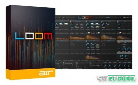 AIR Music Technology - Loom 2.0.0 VSTi, AAX x86 x64 - синтезатор