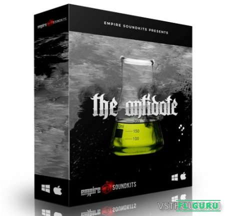 Empire Sound Kits - The Antidote (MIDI, WAV) - сэмплы trap