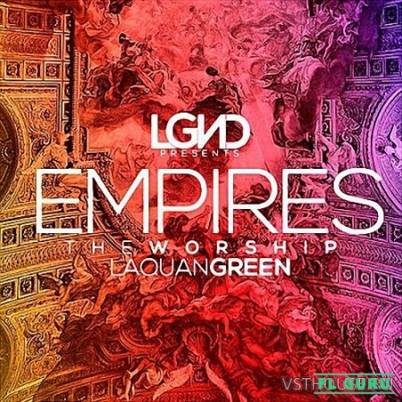LGND Media - Empires The Worship (AIFF, MIDI, WAV) - сэмплы pop
