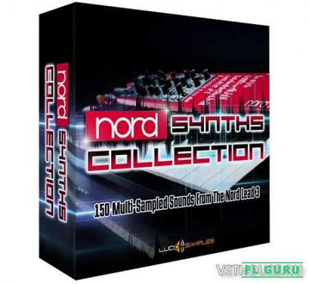 Lucid Samples - Nord Synths Collection (SF2) - сэмплы синтезатора