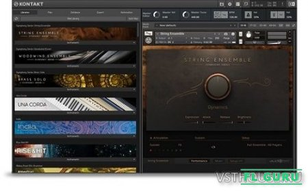 Native Instruments - Kontakt 5.7.0 Update (NO Kontakt Key, NO KEYGEN, NO Service Center) EXE, VSTi, AAX, x86 x64, NI Kontakt Add Library
