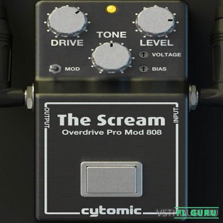 Cytomic - The Scream 1.0.8 VST, AAX x86 x64 - дисторшн