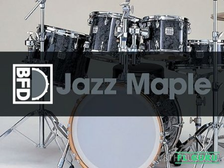 FXpansion - BFD Bonus Cymbals For Jazz Maple (BFD3) - сэмплы ударных BFD3
