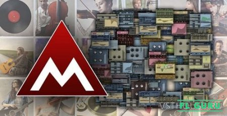 MeldaProduction - MAudioPlugins 11.09 VST, VST3, AAX, AU WIN.OSX x86 x64 - набор плагинов